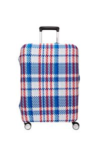 I COME FROM HK 彈性行李箱套 (中)  hi-res   American Tourister