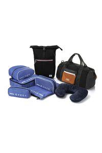 AT ACCESSORIES 4件套裝 (背囊+可摺式手提袋+旅行頸枕+五合一收納袋)  hi-res   Samsonite