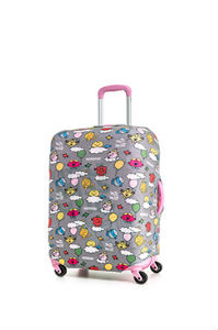 MMLM STRETCHABLE LUG. COVER S  size | American Tourister